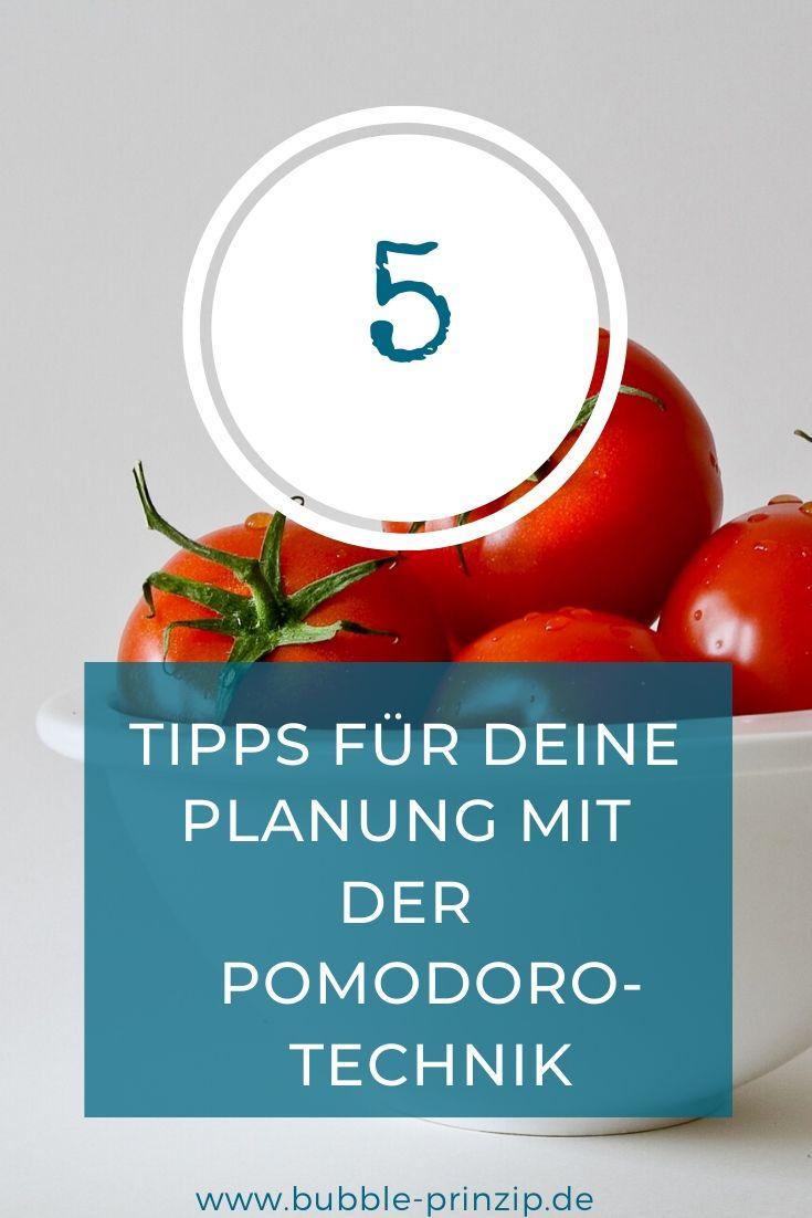 Mit der Pomodoro-Technik deine Planung verbessern
