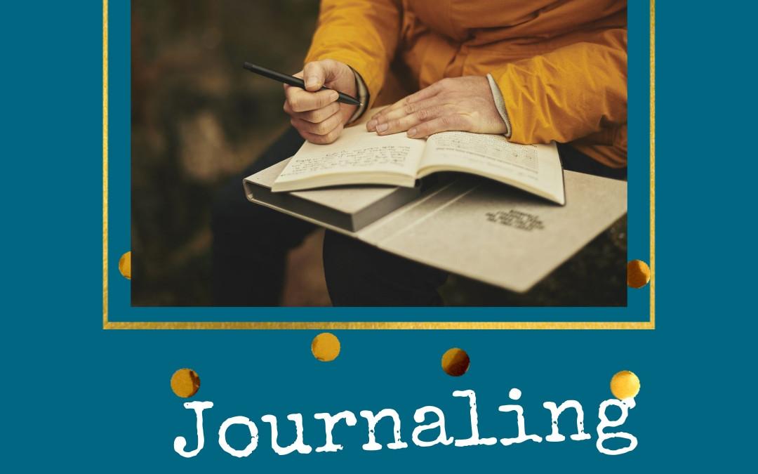 Journal Journaling Achtsamkeit achtsam schreiben Morgenroutine Planung Ziele erreichen